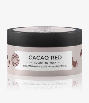 Maria Nila Colour Refresh Cacao Red 6.35 Farbmaske für Damen und Herren