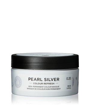 Maria Nila Colour Refresh Pearl Silver 0.20 Farbmaske für Damen und Herren
