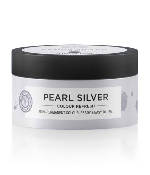 Maria Nila Colour Refresh Pearl Silver 0.20 Farbmaske für Damen