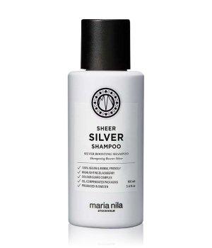 Maria Nila Sheer Silver  Haarshampoo für Damen und Herren
