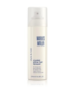 Marlies Möller Style & Hold Crystal Shine Haarlack für Damen