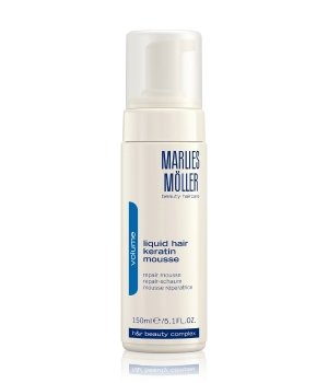 Marlies Möller Volume Liquid Hair Repair Mousse Schaumfestiger für Damen