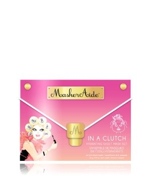 MaskerAide In A Clutch Sheet Gesichtspflegeset für Damen