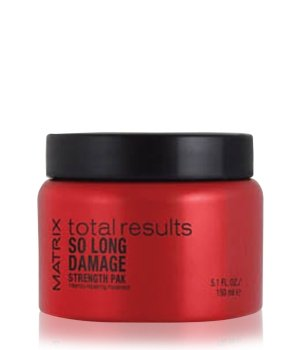 Matrix Total Results So Long Damage Haarmaske für Damen und Herren