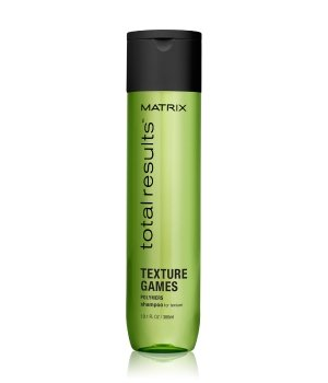 Matrix Total Results Texture Games Haarshampoo für Damen und Herren