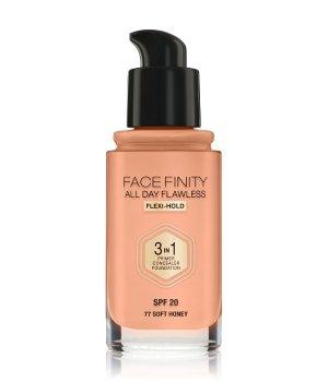 Max Factor Facefinity All Day Flawless Flüssige Foundation 30 ml Nr. 77 - Soft Honey