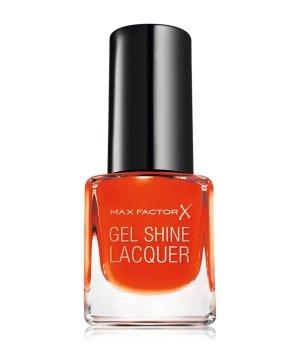 Max Factor Gel Shine Lacquer  Nagellack für Damen