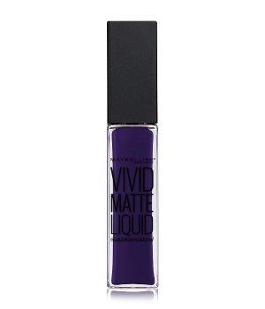 Maybelline Color Sensational Vivid Matte Liquid Lippenstift 8 ml Nr. 48 - Wicked Berry