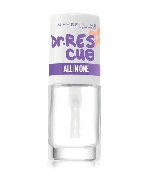 Maybelline Dr. Rescue All in One Nagelunter- und Nagelüberlack für Damen
