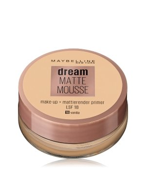 Maybelline Dream Matte Mousse Mousse Foundation für Damen