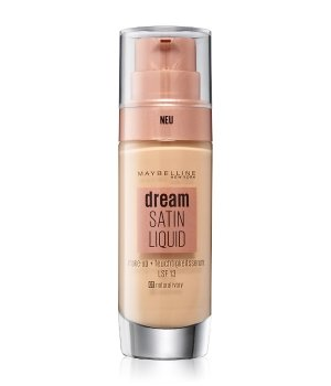 Maybelline Dream Satin Liquid + Serum Flüssige Foundation für Damen