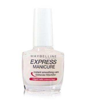 Maybelline Express Manicure Rillenfüller Nagelunterlack für Damen