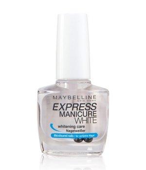 Maybelline Express Manicure White Nagelunterlack für Damen