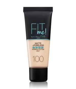 Maybelline Fit Me Matt+Poreless Flüssige Foundation für Damen