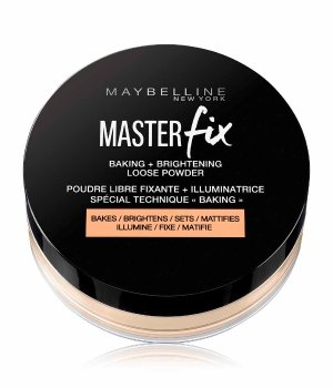 Maybelline Master Fix Baking + Brightening Fixierpuder für Damen