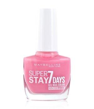 Maybelline Super Stay 7 Days Nagellack 10 ml Nr. 120 - Flushed Pink