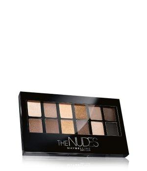 Maybelline The Nudes Palette Lidschatten Palette für Damen