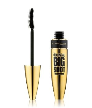 Maybelline Volum' Express The Colossal Big Shot Daring Black Mascara für Damen
