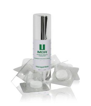MBR BioChange Vital Liquid Mask Gesichtspflegeset für Damen und Herren