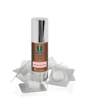 MBR Continue Line med Sensitive Liquid Mask Gesichtspflegeset für Damen und Herren