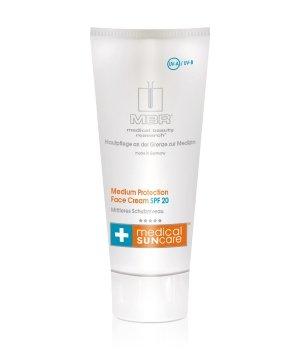 MBR Medical Sun care Medium Protection Face Cream SPF 20 Sonnencreme für Damen und Herren
