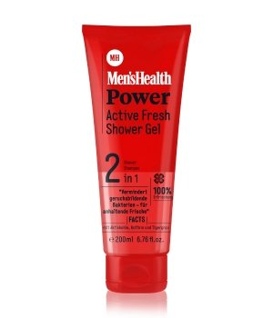 Men's Health Power Active Fresh 2 in 1 Duschgel für Herren