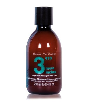 Michael Van Clarke 3 More Inches Moisturising Haarshampoo für Damen und Herren