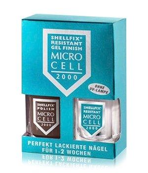 Micro Cell 2000 Shellfix Resistant Gel Finish Nagellack für Damen