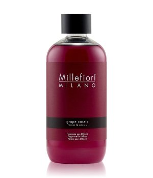 Millefiori Milano Natural Grape Cassis Refill Raumduft für Damen und Herren