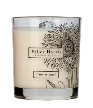 Miller Harris Fleur Oriental  Duftkerze für Damen und Herren