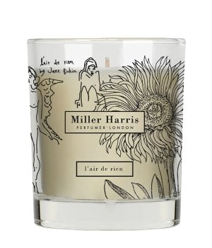 Miller Harris L'Air de Rien  Duftkerze für Damen und Herren