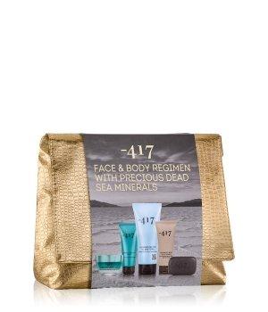 minus417 Minerals & Hydration Face & Body Regimen Gesichtspflegeset für Damen