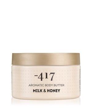 minus417 Catharsis & Dead Sea Therapy Aromatic Milk & Honey Körperbutter für Damen