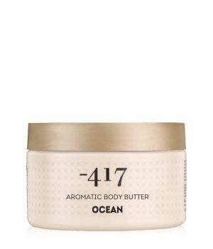 minus417 Catharsis & Dead Sea Therapy Aromatic Ocean Körperbutter für Damen und Herren