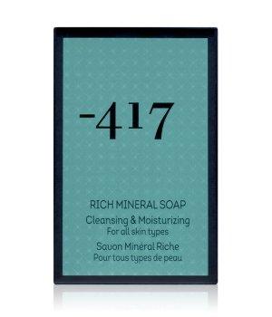 minus417 Cleansers & Peeling & Masks Rich Mineral Gesichtsseife für Damen