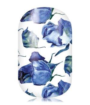 Miss Sophie's Flower Blues  Nagelfolie für Damen und Herren