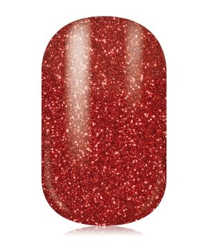 Miss Sophie's Sparkling Red  Nagelfolie für Damen