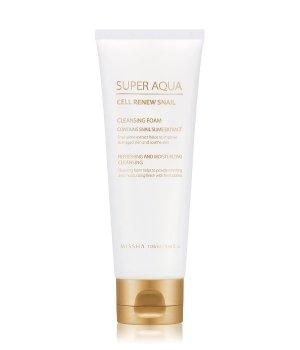 Missha Super Aqua Missha Super Aqua Super Aqua Cell Renew Snail Cleansing Foam Reinigungsschaum 100.
