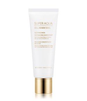 MISSHA Super Aqua Cell Renew Snail Sleeping Gesichtsmaske für Damen und Herren