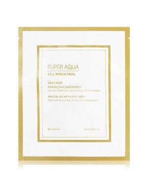 MISSHA Super Aqua Cell Renew Snail Tuchmaske für Damen und Herren