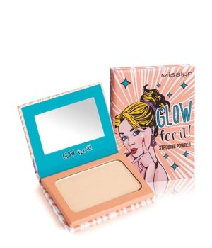 Misslyn Glow For It! Strobing Powder Highlighter für Damen