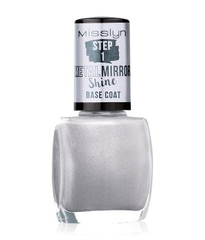 Misslyn Metal Mirror Shine  Nagelunterlack für Damen
