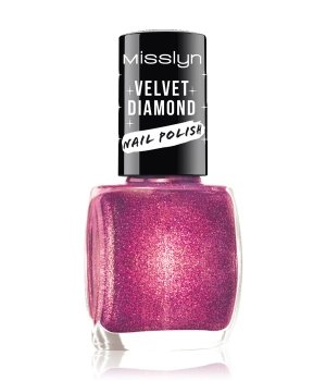 Misslyn Velvet Diamond Nail Polish Nagellack für Damen