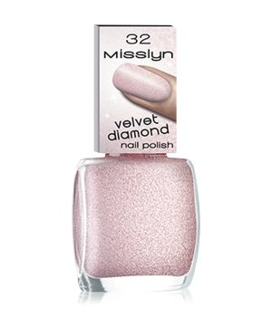 Misslyn Velvet Diamond Nail Polish Nagellack für Damen