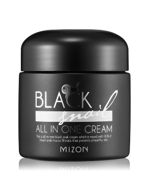 Mizon Black Snail All in One  Gesichtscreme für Damen und Herren