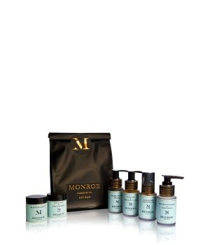 Monroe London Travel Kit  Bartpflegeset für Herren