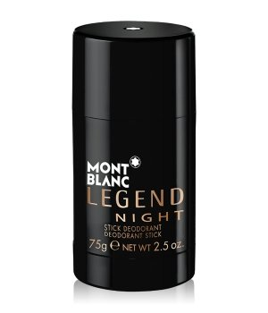Montblanc Legend Night  Deostick für Herren