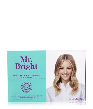 Mr. Bright Home Teeth Whitening Kit 3 Week Supply Zahnaufheller für Damen und Herren