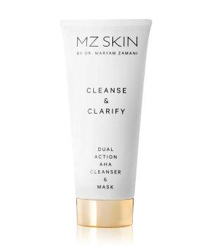 MZ SKIN Cleanse & Clarify Dual Action AHA Cleanser & Mask Gesichtsmaske für Damen