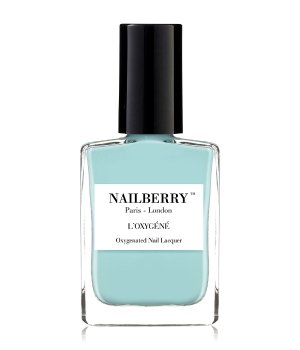 Nailberry L'Oxygéné Baby Blue Nagellack für Damen